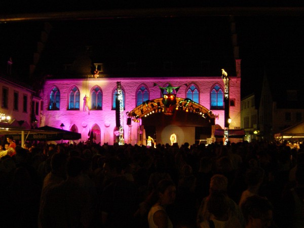 Gauklerfest Bühne