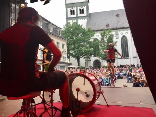 Kinder- und Gauklerfest in Attendorn